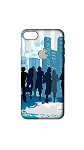 I Love My City Designer Mobile Case/Cover For Apple iPhone 7