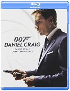 Quantum of Solace / Casino Royale [Blu-ray]