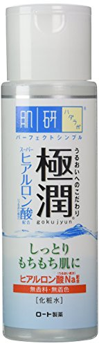 Hada Labo Rohto Gokujyn Hyaluronic Acid Lotion, 170ml - 1