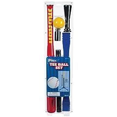 Buy Toysmith Tee Ball Set (Colors May Vary) by Toysmith