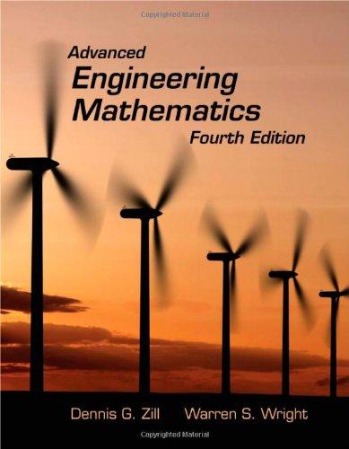Advanced Engineering Mathematics (Jones and Bartlett...