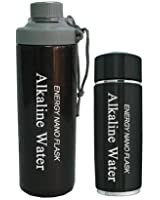 Portable ioniseur d'eau alcaline / Energie Bouteille avec étui