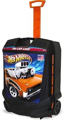 Hot Wheels 100 Car Case by Tara Toy