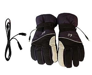 Amazon.com: Zappus Winter Motorcycle Warm Gloves