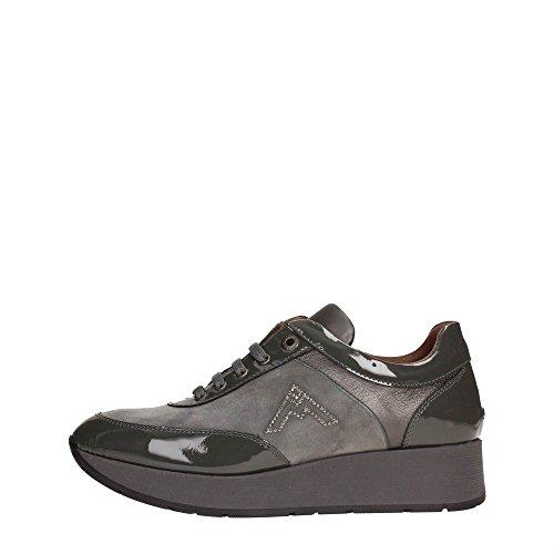 Andrea Morelli LB70230 Sneakers Donna Pelle Fumo Fumo 36