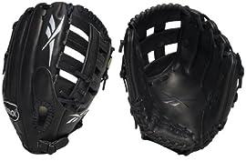 Reebok VROTR1251 VR6000 OTR Ballglove Series 12 1/2 inch Infielder/Outfielder Baseball Glove (Right Handed Thrower)