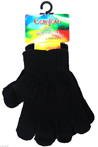 1Pair-to-6Pack-New-Children-Winter-Kids-Woolly-Knitted-Warm-Magic-Unisex-Gloves