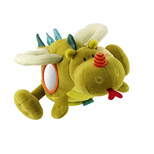 Lilliputiens Walter Activity Dragon Crib Toy