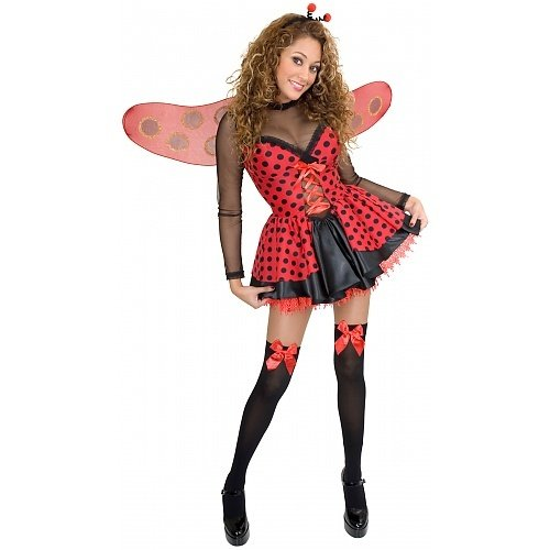 Love Bug Ladybug Adult Costume