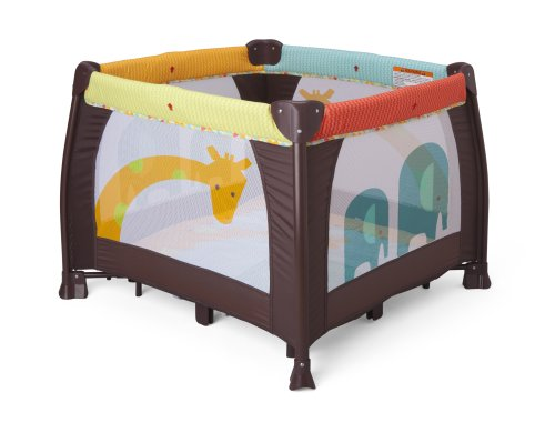 "Delta Children 36"" x 36"" Playard, Novel Ideas - 1"