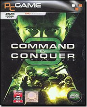 Command & Conquer 3:Tiberium Wars DVD