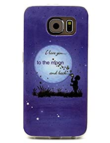 buy Samsung Galaxy S6 Case,Dios Case(Tm) Lightweight Colorful Pattern Design Translucent Slim Fit Flexible Thin Soft Tpu Rubber Smooth Skin Cover For Galaxy S6/G920 (Boy Blowing Bubbles)