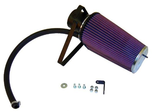 K&N 57-2503 FIPK Performance Air Intake System (1990 Ford F150 Air Intake compare prices)