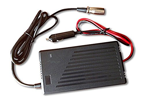 In-Car 24V 2.5Ah Battery Charger For Pride Electric Mobility Scooter Usa - Top Quality