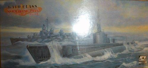 Gato Class Submarine 1942 1-350 AFV