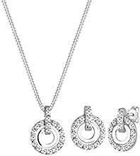 Elli 0912670511_45 - Juego de joyas de plata