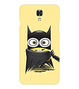EPICCASE Superhero Minion Mobile Back Case Cover For LG X Power (Designer Case)