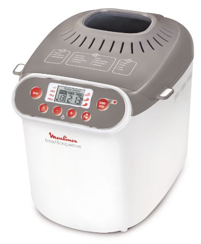 Moulinex OW350100 Machine à Pain 700 W