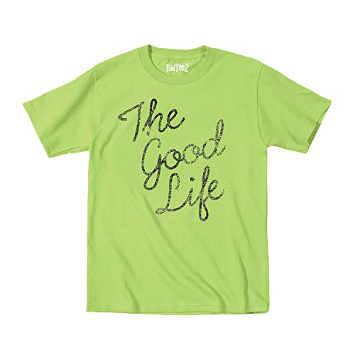 The Good Life Kids Cool Fashion - Toddler T-Shirt - Key Lime - 4T