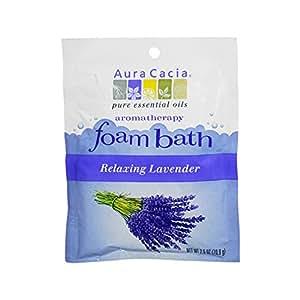 Aura Cacia Aura Cacia Foam Bath Relaxing Lavender 2.5 oz