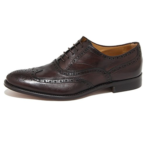 8685N scarpa uomo SAXONE MASTER marrone shoes men [8]