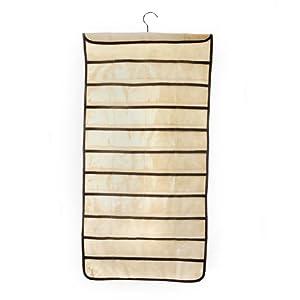 Aspire 80-Pocket Hanging Jewelry Organizer, Gift Idea