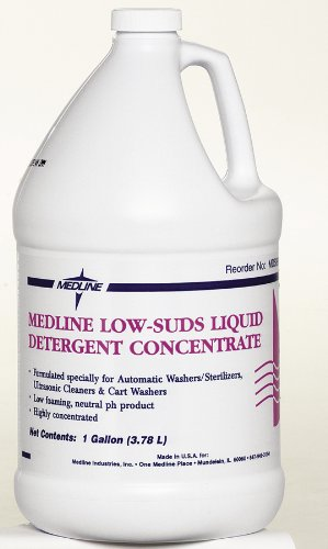 Detergent, Low Suds, For Automatic, 5 Gal