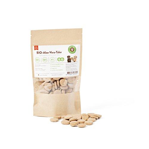 Friandise pour chien et chat, Cookies BIO pour chien et chat, Biscuit à l'Aloe Vera BIO pour chien et chat 100g | PETS DELI | Complément pour chien, Produit naturel