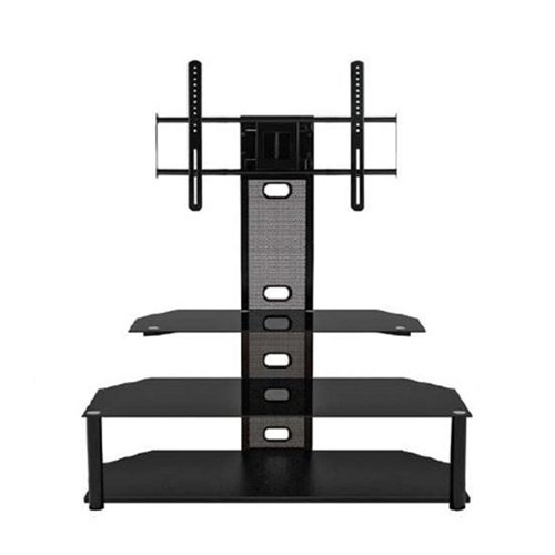 Z-line Designs Aviton Flat Panel Tv Stand with Integrated Mount