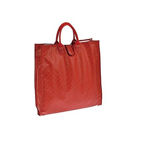Gherardini softy handbag bag gh0251 geranio (arancione)