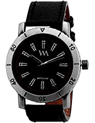 Watch Me Set Of Swiss Branded Black Brown White Red Multicolor Dial Leather Analogue Analog Watches For Men,Boys... - B01L01OXUK