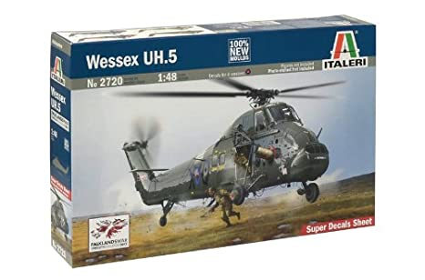 Italeri - I2720 - Maquette - Aviation - Wessex Uh.5
