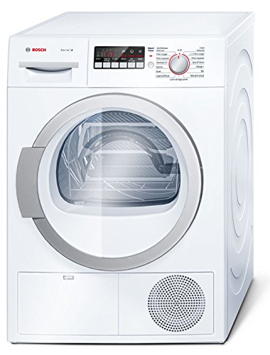 Bosch WTB86590FF sèche linge - sèche-linge (Autonome, Charge avant, B, Blanc, B, Droite)