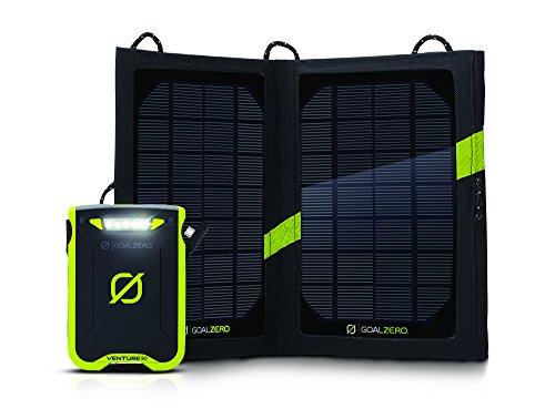 Goal Zero Venture 30 Solar Recharging Kit IPX6 モバイルバッテリー ソーラーキット BT134 42020