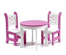 18 Inch Doll Furniture Fits American Girl Dolls - 18
