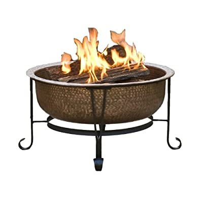 Cobraco Ftcopvint-c Vintage Copper Fire Tub by Woodstream Europe Limited
