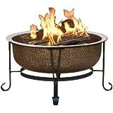 CobraCo Vintage Copper Fire Tub