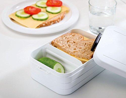 Rosti Mepal Lunchbox - TAB midi - gelb