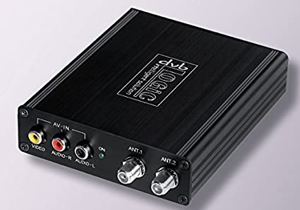 Mercedes ntg1dvblogic DVB-T Tuner avec TV Free et USB MPEG 2et 4