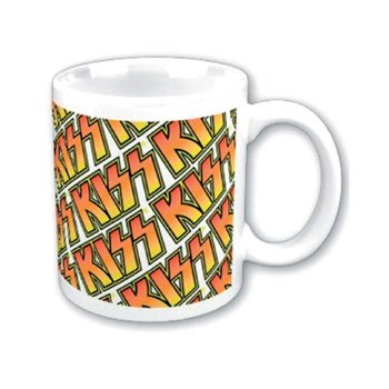Kiss Logo Coffee Mug
