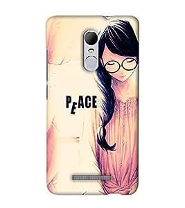 Design Cafe Back Cover for Xiaomi Redmi Note 3