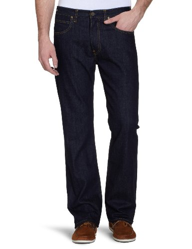 Lee Kent-L745AT Loose Men's Jeans One Wash W34INxL34IN