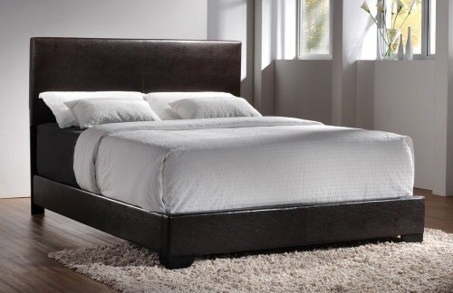 Coaster Fine Furniture 300261q Queen Bed, Dark Brown