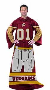 NFL Washington Redskins Full Body Player Comfy Throw by Northwest