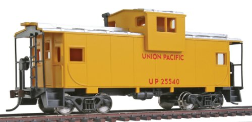 spur-h0-walthers-caboose-union-pacific