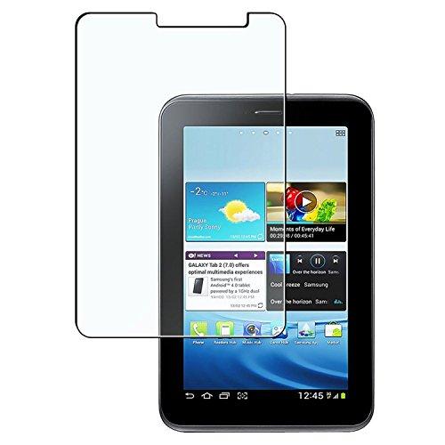 Blendfrei Schutz LCD Screen Folie für Samsung Galaxy Tab 2 7.0 P3100 P3110