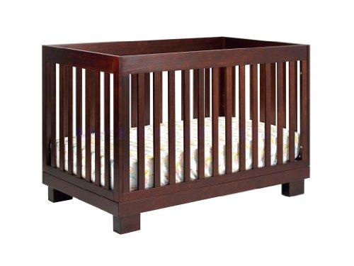 Babyletto Modo 3 In 1 Crib With Toddler Rail, Espresso