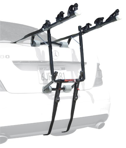 Allen Deluxe 3-Bike Trunk Mount Rack
