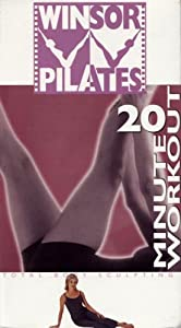 Winsor Pilates: 20 Minute Workout