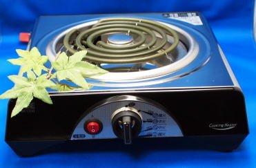 燻製用電熱器1200W・800W・400W・270W(スイッチ4段階切替可)